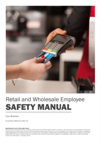 Download our Employee Safety Manual